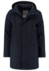 Revolution Winter Jacket Navy Dark Blue