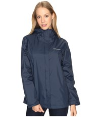 Columbia Arcadia Ii Jacket Navy Women's Coat