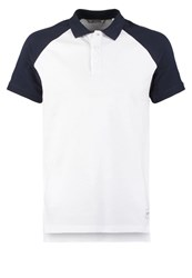 Only And Sons Onsrag Polo Shirt White