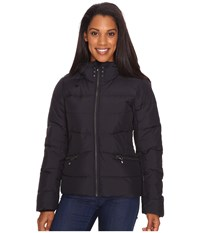 Obermeyer Charisma Down Jacket Black Women's Coat