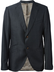 Maurizio Miri Two Button Classic Jacket Grey