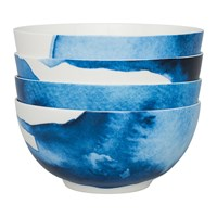 Rick Stein Coves Of Cornwall Pasta Bowl Set Of 4