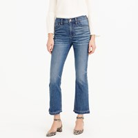 J.Crew Billie Demi Boot Crop Jean In Collinson Wash