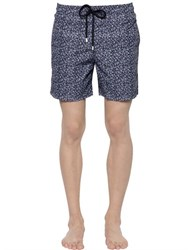Vilebrequin Moorea Mini Turtle Print Swimming Shorts