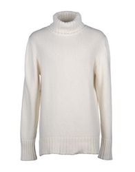 Alain Turtlenecks Beige
