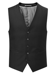 Skopes Anthony Dinner Suit Waistcoat Black