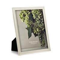 Vera Wang Wedgwood With Love Pearl Photo Frame 8X10 Silver