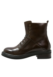 Buttero Laceup Boots Safari Brown