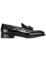 Church's Tassel Detail Loafers Blue