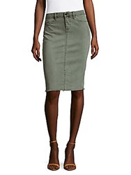 Blank Nyc Bodycon Denim Skirt Summerland