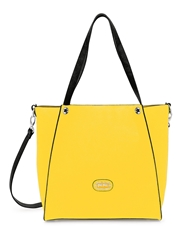 Folli Follie Flower Ball Shoulder Bag Yellow
