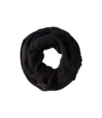 Hat Attack Classic Everyday Loop Black Scarves
