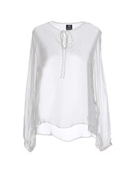 E.Vil Shirts Blouses Women White