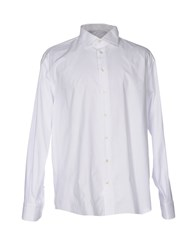 Henry Smith Shirts Shirts White