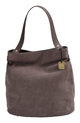 Skagen 'Amberline' Bucket Bag Heather Grey