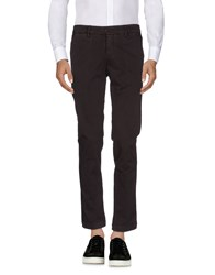 Maison Clochard Casual Pants Deep Purple