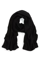 Calibrate Men's Wool And Cashmere Scarf