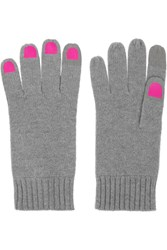 Marc By Marc Jacobs Wild Thing Merino Wool Gloves