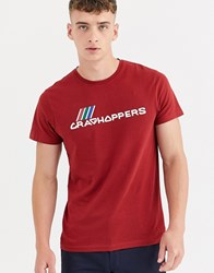 Craghoppers Lowood T Red