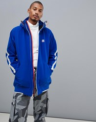 Dc Shoes Spectrum Softshell Jacket In Blue