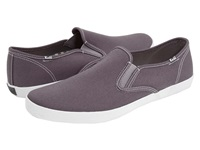 Keds Champion Slip On Canvas Neutral Grey Men's Shoes Gray