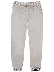 Fat Face Jersey Loopback Bottoms Grey
