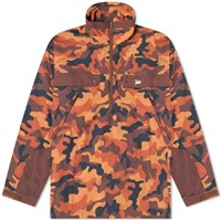 Patta Track Jacket Orange