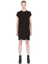 Rick Owens Lightweight Cotton Jersey T Shirt