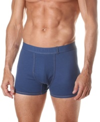 Levi's Men's Series Linen Boxer Brief Ensign Blu