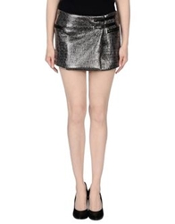 Daniele Alessandrini Mini Skirts Lead