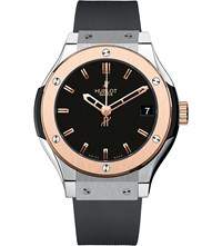 Hublot 581.No.1180.Rx Classic Fusion Rose Gold Watch