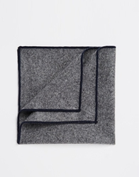 Jack And Jones Jack And Jones Rich Pocket Square Grey