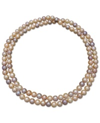 Macy's Cultured Freshwater Pearl Necklace Pink