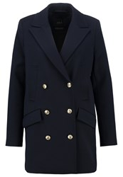 Set Classic Coat Night Sky Dark Blue