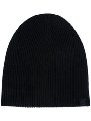 Rag And Bone Plain Cashmere Beanie Black