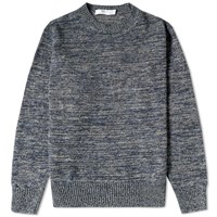 Inis Meain Inis Meain Washed Donegal Crew Knit