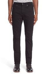 Levi's Men's Made And Crafted 'Tack' Slim Fit Jeans Black Rinse
