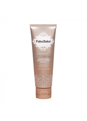 Fake Bake Shimmer Wash Off Instant Tan 125Ml