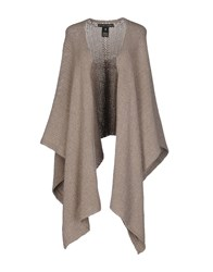 Ralph Lauren Black Label Capes And Ponchos Beige