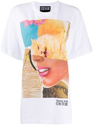 Versace Jeans Couture Photographic Print T Shirt 60