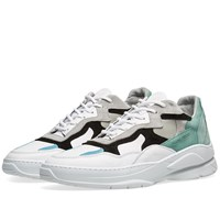 Filling Pieces Low Fade Cosmo Runner Green