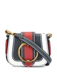 Polo Ralph Lauren Colour Block Cross Body Bag Multicolour