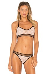 Only Hearts Club Xandra Bralette Pink