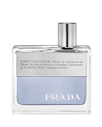 Prada Amber Pour Homme Eau De Toilette Spray 1.7 Oz. No Color