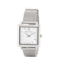 Larsson And Jennings Norse 27X34mm Stainless Steel Watch Silver