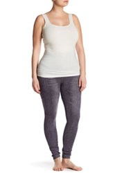 Electric Yoga Your Favorite Jegging Plus Size Gray