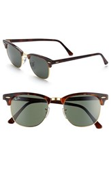 Men's Ray Ban 'Classic Clubmaster' 51Mm Sunglasses