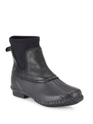 Loeffler Randall Hartley Shearling Lined Weather Booties Black