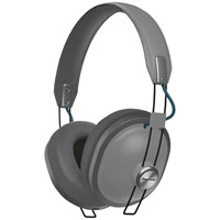 Panasonic Htx80be Bluetooth Wireless Over Ear Headphones With Mic Remote Grey