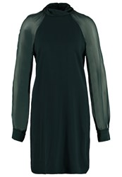 Ikks Cocktail Dress Party Dress Sapin Dark Green